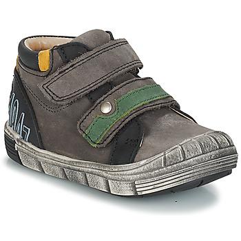 Παπούτσια Αγόρι Μπότες GBB REMI Grey