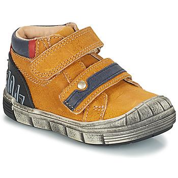 Παπούτσια Αγόρι Μπότες GBB REMI Yellow