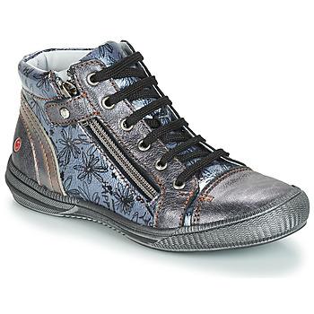 Παπούτσια Κορίτσι Μπότες GBB RACHIDA Grey / Μπλέ