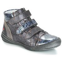 Παπούτσια Κορίτσι Ψηλά Sneakers GBB RAFAELE Silver