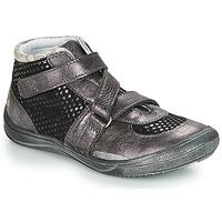 Παπούτσια Κορίτσι Ψηλά Sneakers GBB RIQUETTE Black / Silver