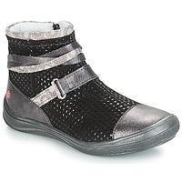 Παπούτσια Κορίτσι Μπότες GBB ROCHELLE Grey / Black