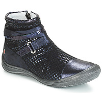 Παπούτσια Κορίτσι Μπότες GBB ROCHELLE Μπλέ