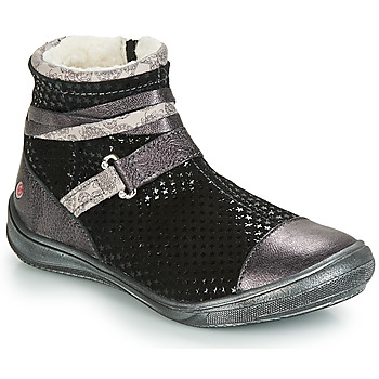 Παπούτσια Κορίτσι Μπότες GBB ROCHELLE Black / Silver