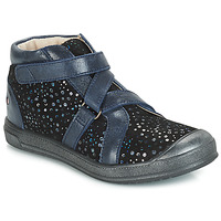 ba70b024a72 Παπούτσια Κορίτσι Ψηλά Sneakers GBB NADEGE Μπλέ