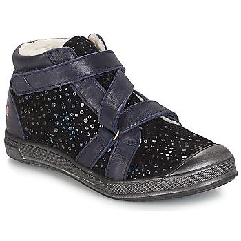 Παπούτσια Κορίτσι Χαμηλά Sneakers GBB NADEGE Vte / Black / Confetti / Dch / Edit