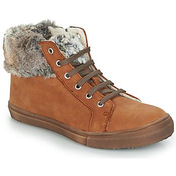 Παπούτσια Κορίτσι Μπότες GBB ROBERTA Brown