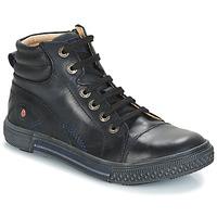 Παπούτσια Αγόρι Ψηλά Sneakers GBB RALPH Black