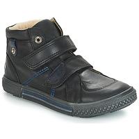 Παπούτσια Αγόρι Ψηλά Sneakers GBB RANDALL Black