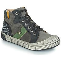 Παπούτσια Αγόρι Μπότες GBB RENZO Grey