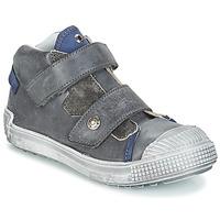 Παπούτσια Αγόρι Ψηλά Sneakers GBB ROMULUS Grey / Μπλέ