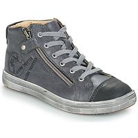 8ac9148fd9a Παπούτσια Αγόρι Ψηλά Sneakers GBB NICO Grey