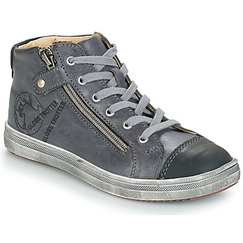 Παπούτσια Αγόρι Ψηλά Sneakers GBB NICO Grey