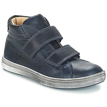 Παπούτσια Αγόρι Ψηλά Sneakers GBB NAZAIRE Μπλέ