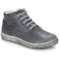 Παπούτσια Αγόρι Μπότες για την πόλη GBB NINO Grey