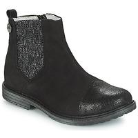 Παπούτσια Κορίτσι Μπότες GBB LEONTINA Black