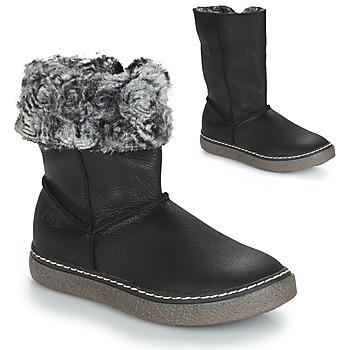 Παπούτσια Κορίτσι Μπότες για την πόλη GBB DUBROVNIK Grey