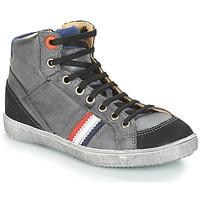 Παπούτσια Αγόρι Ψηλά Sneakers GBB ANGELO Grey