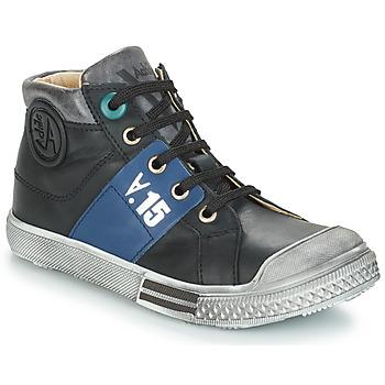 Παπούτσια Αγόρι Μπότες GBB RUFINO Black