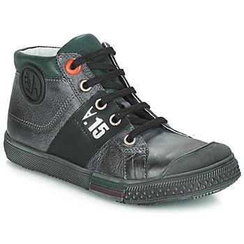 Παπούτσια Αγόρι Ψηλά Sneakers GBB RUFINO Grey