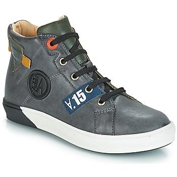 Παπούτσια Αγόρι Ψηλά Sneakers GBB SILVIO Grey