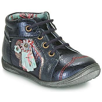 Παπούτσια Κορίτσι Μπότες Catimini RAINETTE Marine