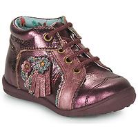 Παπούτσια Κορίτσι Μπότες Catimini RAINETTE Bordeaux
