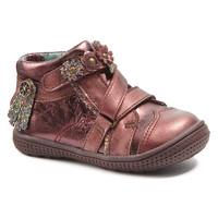 Παπούτσια Μπότες Catimini ROQUETTE Vte / Μπορντό  / Dpf / 2852
