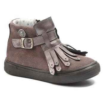 Παπούτσια Κορίτσι Μπότες Catimini RUTABAGA Ctv / Ξύλο  /  de / Ροζ / Dch / Vidal