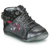 Παπούτσια Κορίτσι Μπότες Catimini ROULETTE Grey / Silver