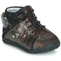 Παπούτσια Κορίτσι Μπότες Catimini ROULETTE Black