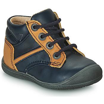Παπούτσια Αγόρι Μπότες Catimini RATON Vte / ΜΠΛΕ-ΩΧΡΑ / Dpf / Kimbo