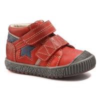 Παπούτσια Αγόρι Μπότες Catimini RADIS Vte / ΚΟΚΚΙΝΟ-ΜΠΛΕ / Dch / Linux