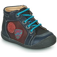 Παπούτσια Αγόρι Μπότες Catimini REGLISSE Vts / ΜΠΛΕ-ΜΠΟΡΝΤΩ / Dpf / Kimbo