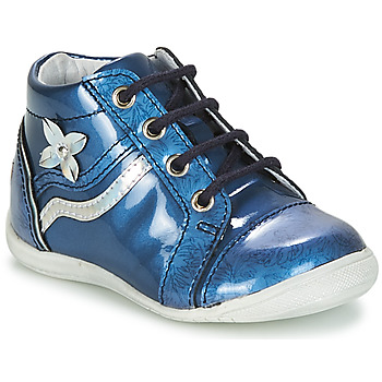 Παπούτσια Κορίτσι Μπότες GBB SHINA Μπλέ