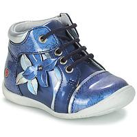 Παπούτσια Κορίτσι Μπότες GBB SONIA Μπλέ