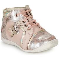 Παπούτσια Κορίτσι Μπότες GBB SONIA Vtv / ΡΟΖ-ΜΕ prints / Dpf / Kezia