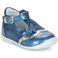 Παπούτσια Κορίτσι Μπαλαρίνες GBB SELVINA Μπλέ