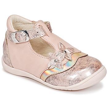 Παπούτσια Κορίτσι Μπαλαρίνες GBB SELVINA Ροζ