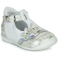 Παπούτσια Κορίτσι Μπαλαρίνες GBB SELVINA Άσπρο / Silver