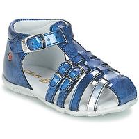 Παπούτσια Κορίτσι Σανδάλια / Πέδιλα GBB SAMIRA Vvn / ΜΠΛΕ-ΜΕ prints / Dpf / Zabou