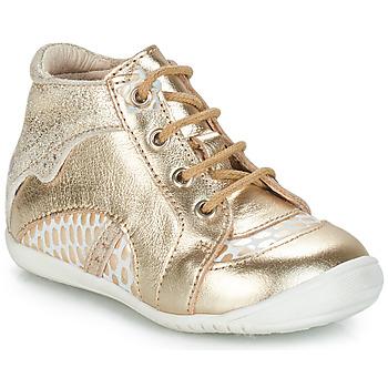 Παπούτσια Κορίτσι Μπότες GBB SOPHIE Gold