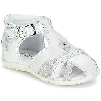 Παπούτσια Κορίτσι Σανδάλια / Πέδιλα GBB SUZANNE Άσπρο