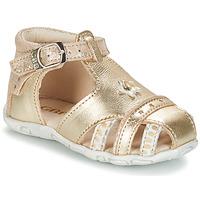 Παπούτσια Κορίτσι Σανδάλια / Πέδιλα GBB SUZANNE Gold