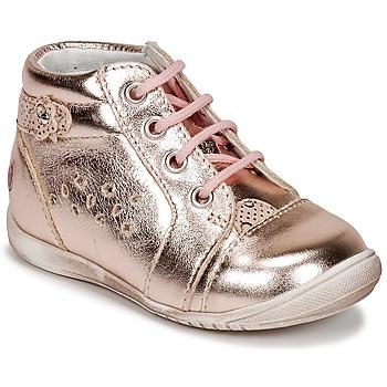 Παπούτσια Κορίτσι Χαμηλά Sneakers GBB SIDONIE Ροζ / Dore