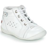 Παπούτσια Κορίτσι Μπότες GBB SIDONIE Άσπρο