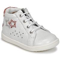 Παπούτσια Κορίτσι Χαμηλά Sneakers GBB SABBAH Άσπρο