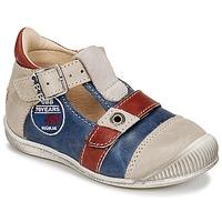 Παπούτσια Αγόρι Σανδάλια / Πέδιλα GBB STANISLAS Marine / Beige / Red
