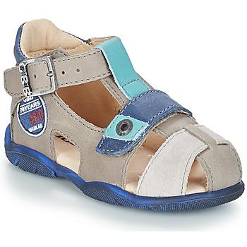 Παπούτσια Αγόρι Σανδάλια / Πέδιλα GBB SULLIVAN Grey / Μπλέ