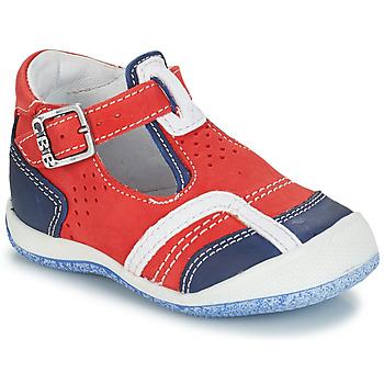 Παπούτσια Αγόρι Σανδάλια / Πέδιλα GBB SIGMUND Red / Μπλέ